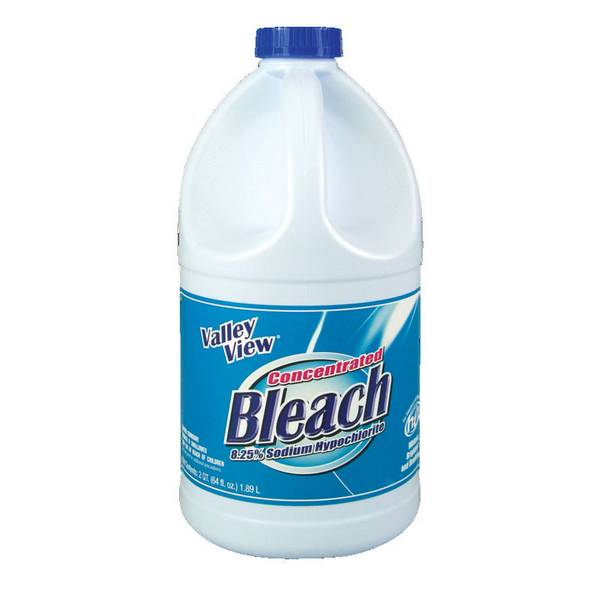 Concentrated Bleach