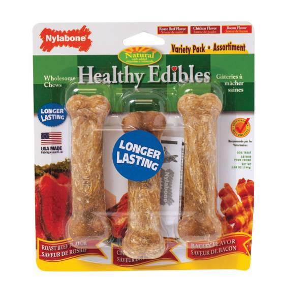 Healthy Edibles Variety Pack Dog Chews