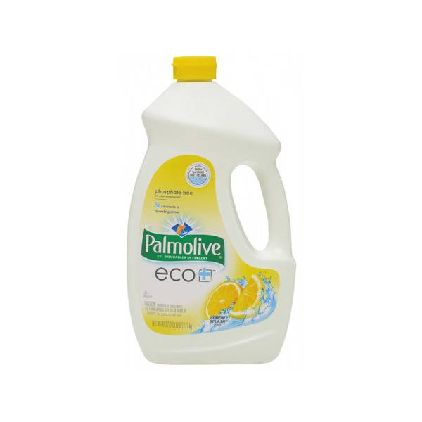 best dishwasher detergent palmolive eco lemon dishwashing detergent 31658