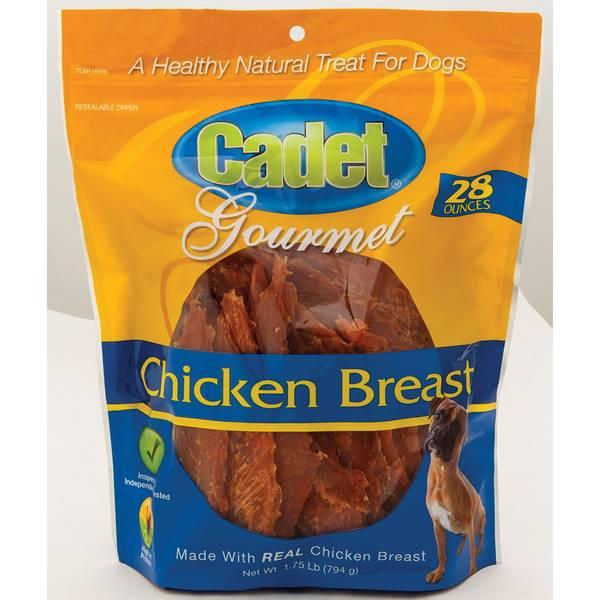 Gourmet Chicken Breast Dog Treat