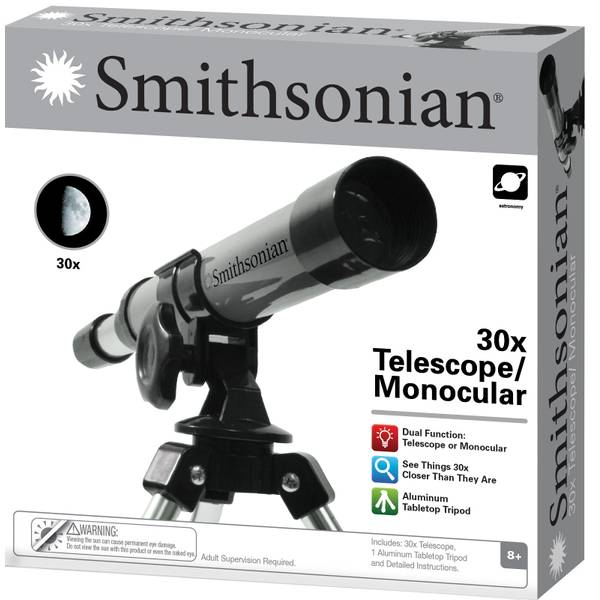 30X Telescope with Monocular Kit