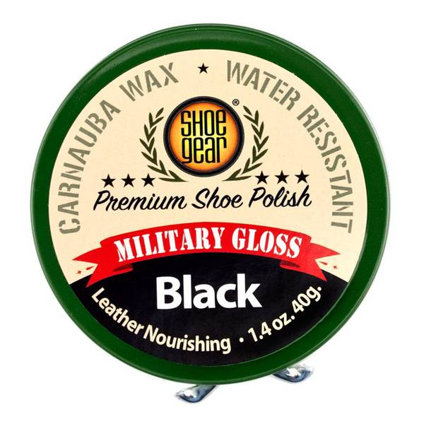 Military  High Gloss Shoe Polish