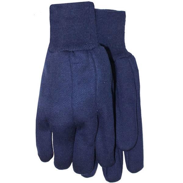 Fleeced Lined  Jersey Gloves