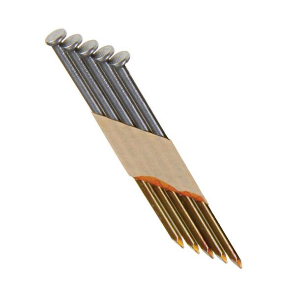 30 Degree Steel Finish Smooth Round Head Framing Nails