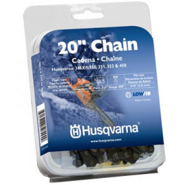 "20"" Replacement Chain Saw Chain"