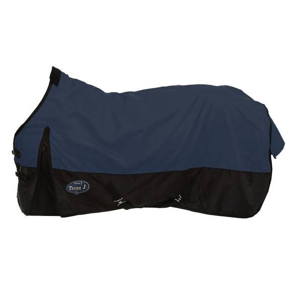 Navy 420D Waterproof Horse Sheet