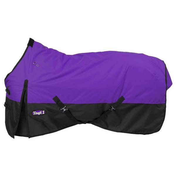 Purple 600D Turnout Blanket