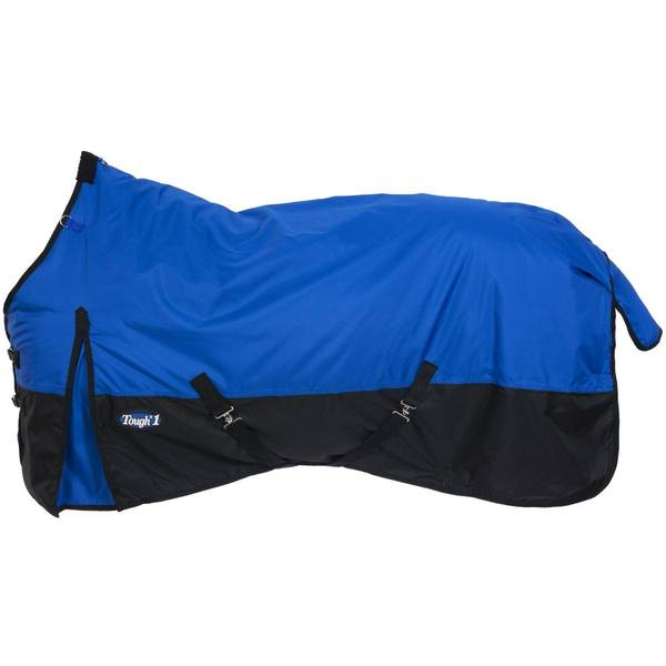 Royal Blue 600D Turnout Blanket