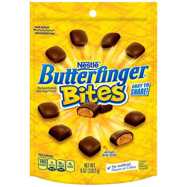 Butterfinger Bites Bag
