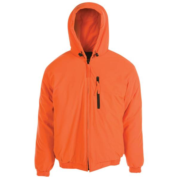 Deer Camp Men's Insulated Hunting Jacket