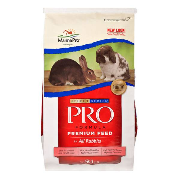 Select Series Pro Premium Rabbit Feed