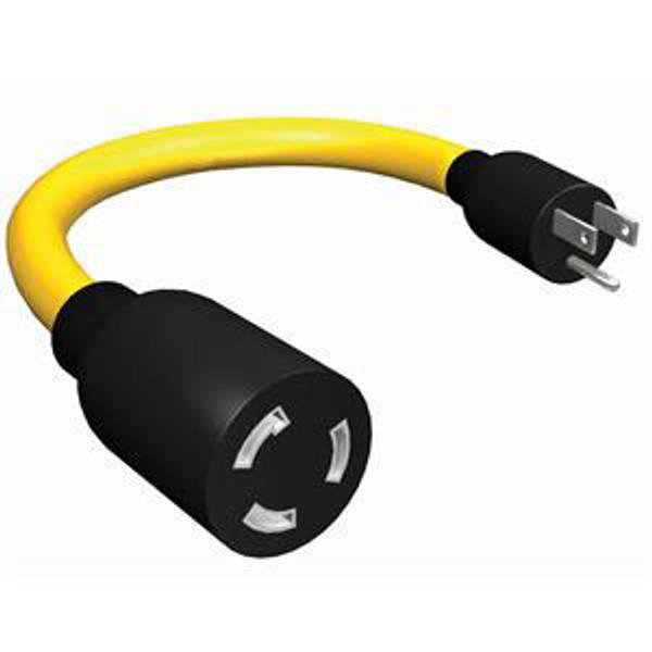 Twist - To - Lock Step Down Adapter