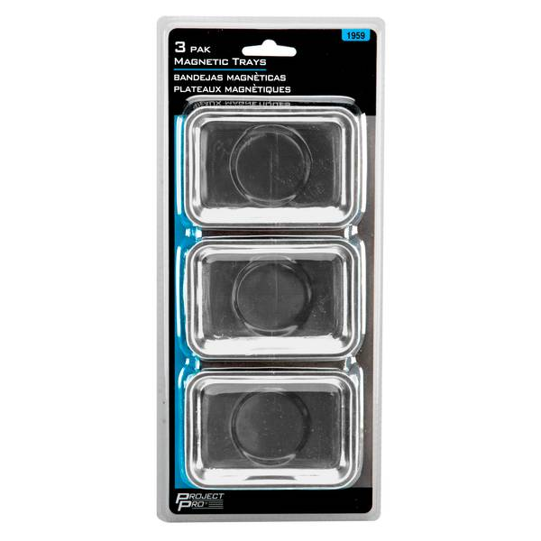 3pk Magnetic Trays