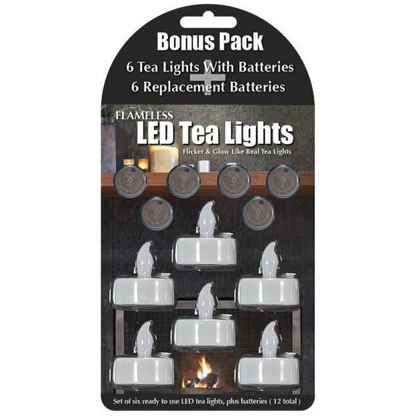 Flameless LED Tea Lights