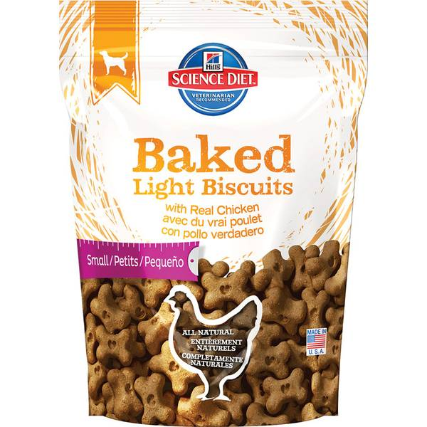 9 oz Baked Light Dog Biscuits