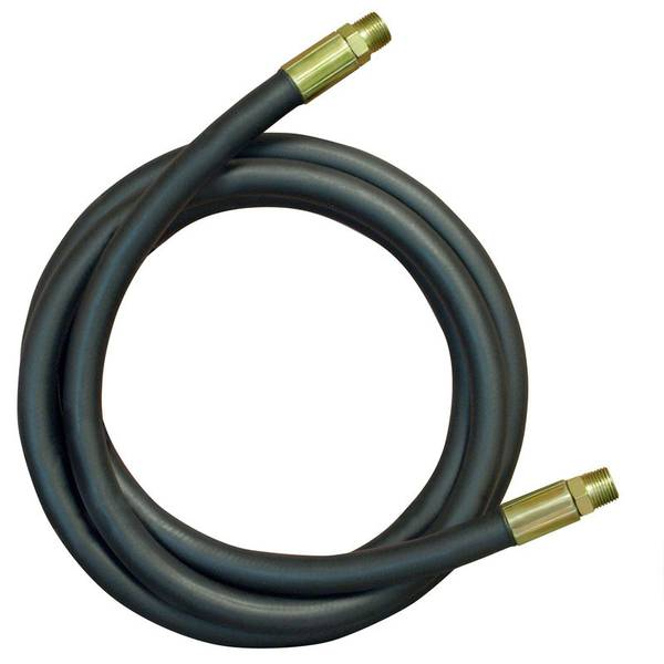 "48"" 100R2 Universal Pre - Coupled 2 Wire Hydraulic Hose"