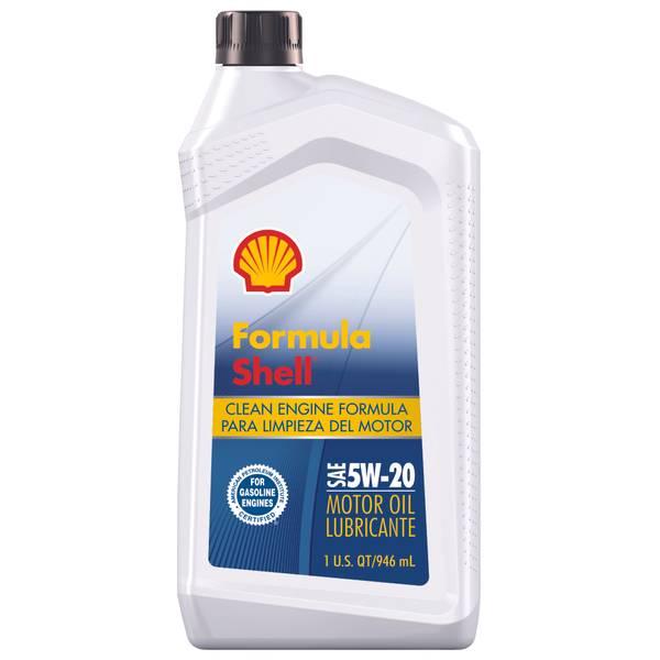 5W20 Motor Oil