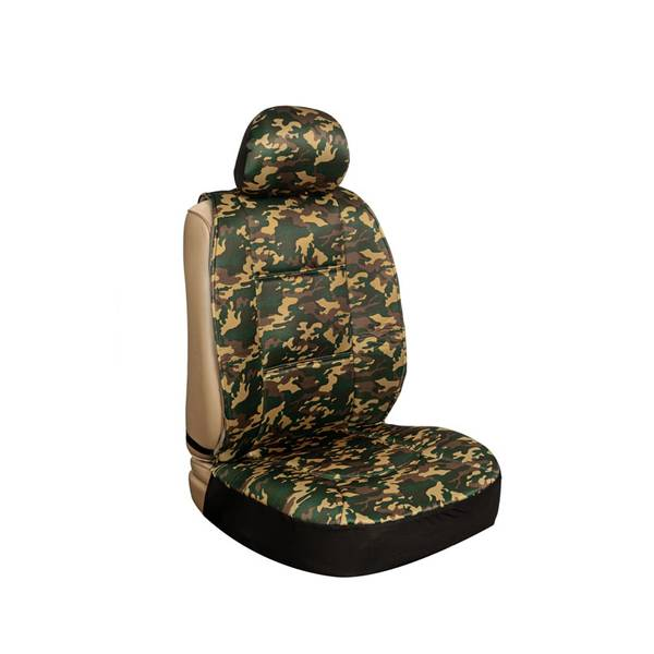 Allison Camouflage Sideless Seat Cover