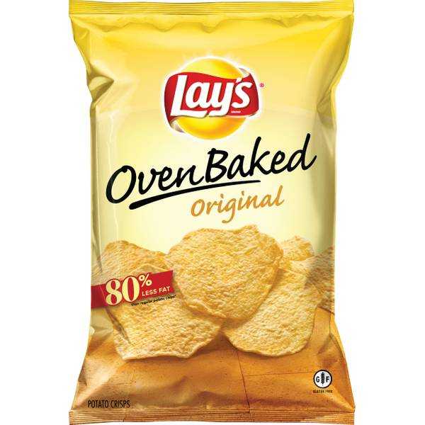 Oven Baked Original Potato Chips