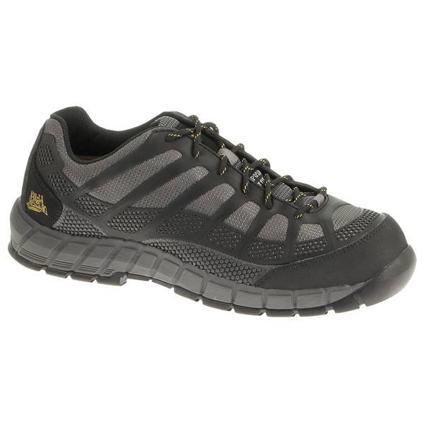 Men's Black & Streamline Work Boots