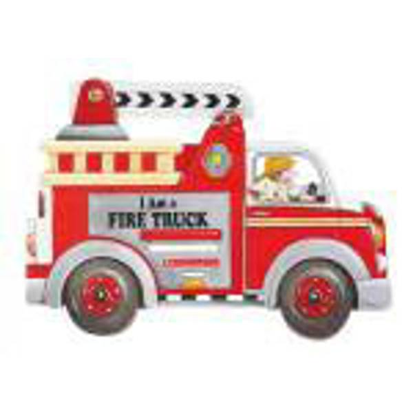 I Am A Fire Truck Book