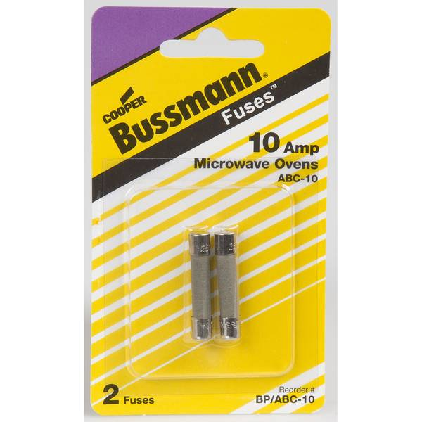 Bussmann Fast Acting Ceramic Tube Fuse