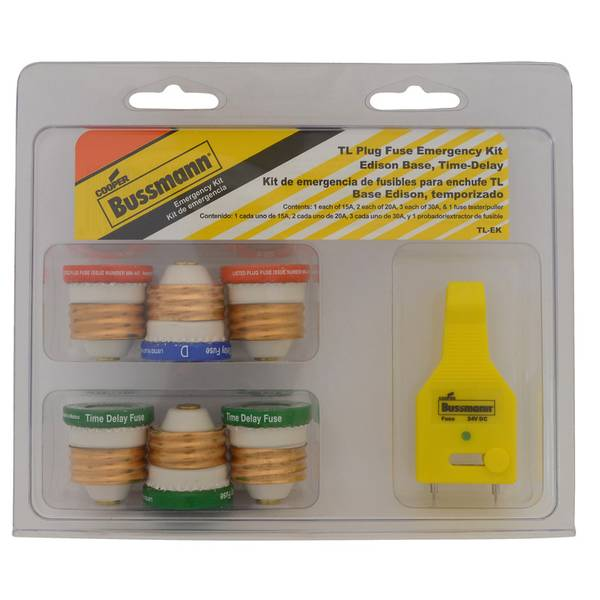 TL Plug Fuse Emergency Kit