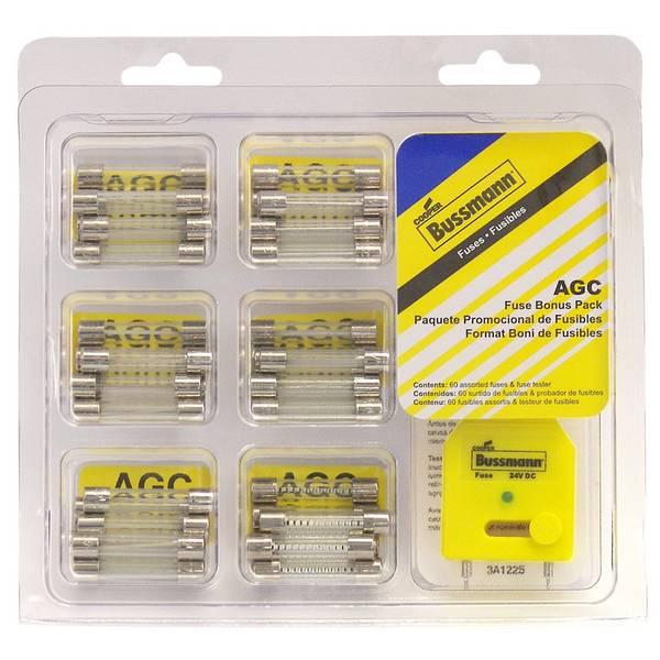 AGC Glass Fuse Kit