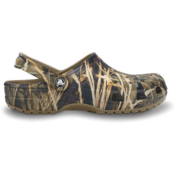 Men's Realtree Camouflage Classic Clogs