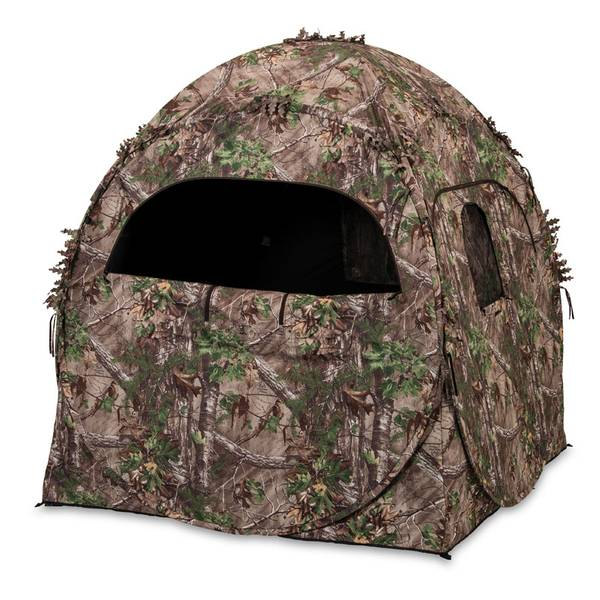 bloodtrail dp pentagon blinds blind pop com outdoors backwoods hunting amazon up popup camo sports barronett portable