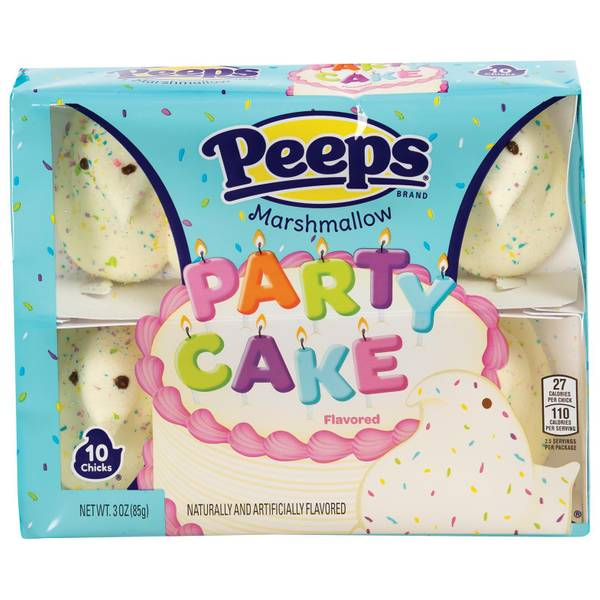 Party Cake Chicks