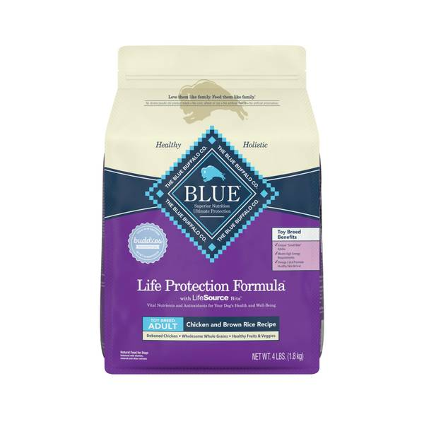 Toy Breed Life Protection Formula Adult Dog Food