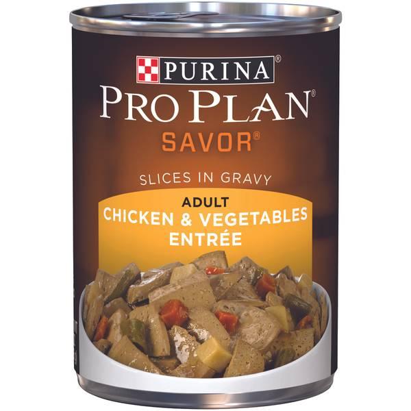 Savor Chicken & Vegetables Entree Adult Wet Dog Food