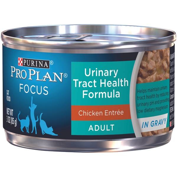 Focus Urinary Tract Health Chicken Entree Adult Wet Cat Food