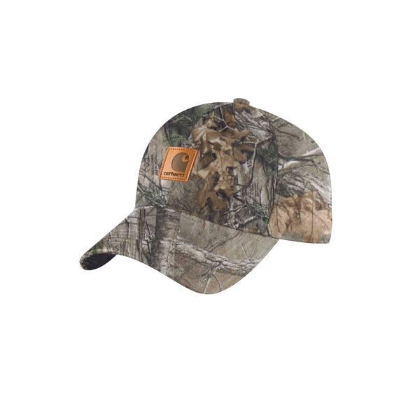 Men's Camo Billings Hat