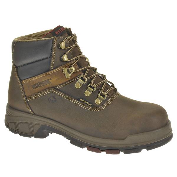 "Men's  6"" Carbor Waterproof Work Boots"