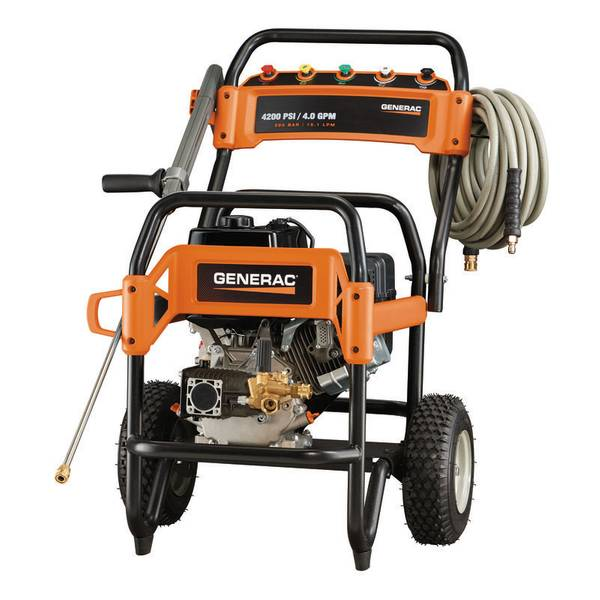 4200 PSI Commercial Pressure Washer