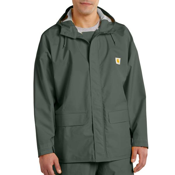Men's  Mayne PVC Rain Coat
