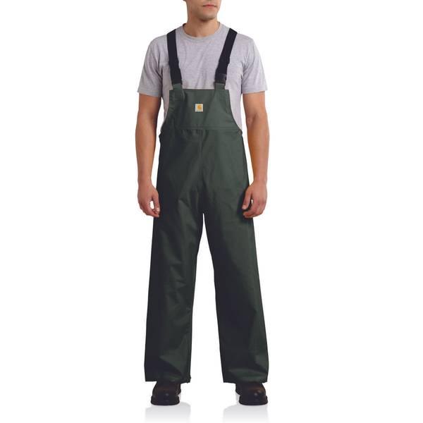 Men's  Mayne PVC Bib Overalls