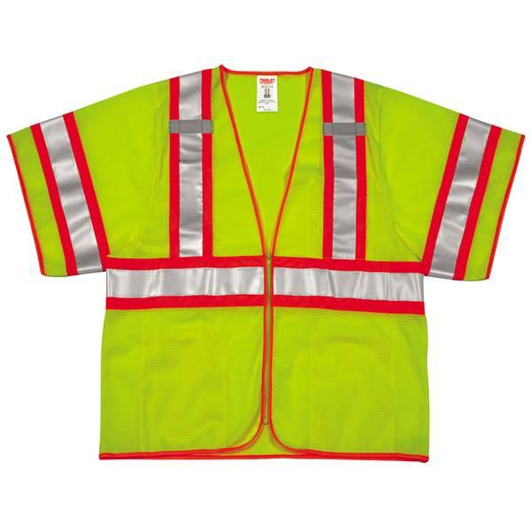 Men's Job Sight High Visibility Class 3 Vest