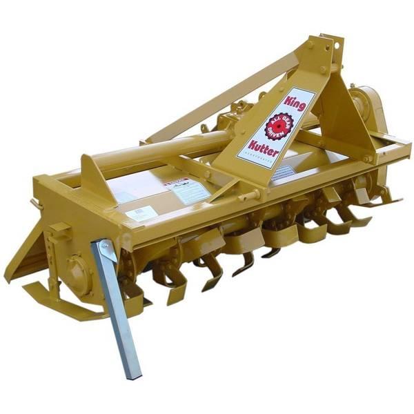 Gear Driven Rotary Tiller