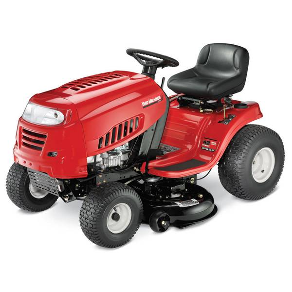 7 Speed 15.5 HP Lawn Tractor