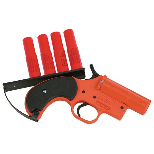Alerter Basic - 4 Signals Flare Guns