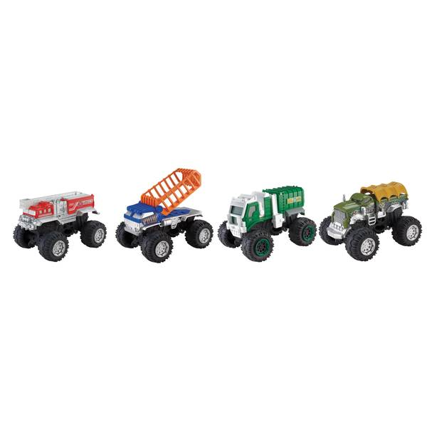 Die-Cast Truck Assortment