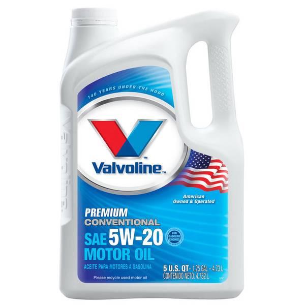 Premium 5W20 Conventional Motor Oil
