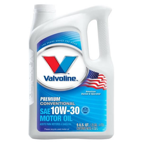 Premium 10W30 Conventional Motor Oil