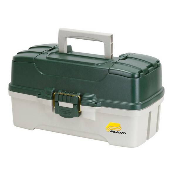 Plano 3 Tray Dual Top Access Tackle Box
