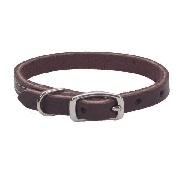 Latigo Town Leather Collar