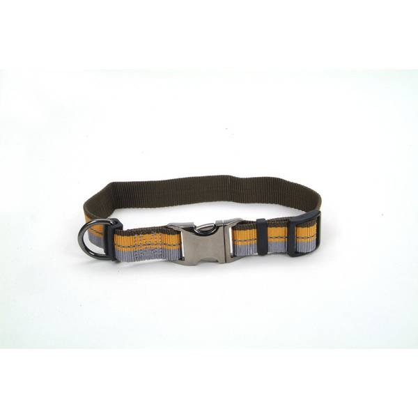 Orange Adjustable Outdoor Reflective Collar