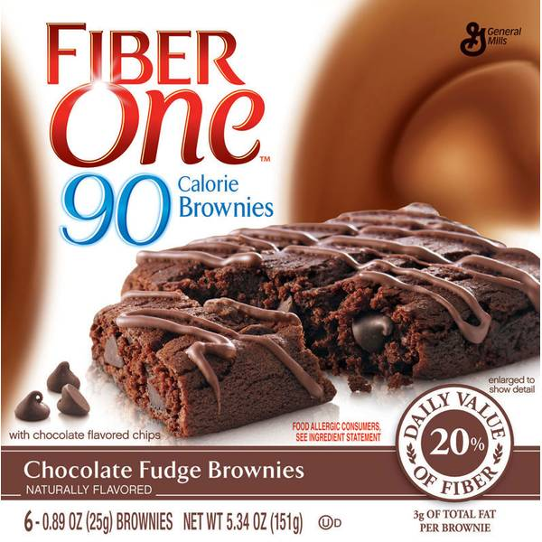 90 Calorie Brownies